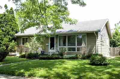 Waterloo Single Family Home For Sale: 2226 W 3rd Street