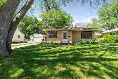 Cedar Falls Single Family Home For Sale: 1509 W 4th Street