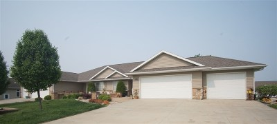 Waterloo Single Family Home For Sale: 5024 Mercedes Bend