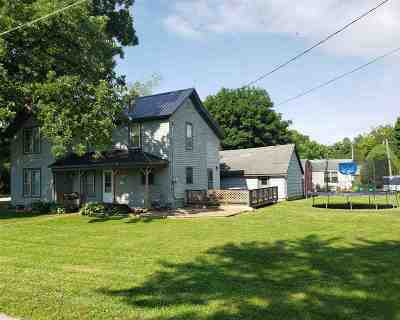 Fayette Single Family Home For Sale: 110 Jones Street