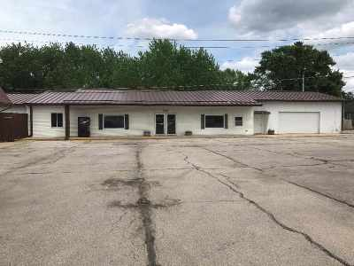 Oelwein IA Commercial For Sale: $220,000