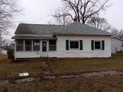 Hazleton Single Family Home For Sale: 204 N Madison Street