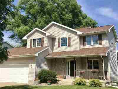 Cedar Falls IA Single Family Home For Sale: $247,500