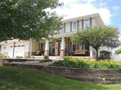Cedar Falls IA Single Family Home For Sale: $629,000
