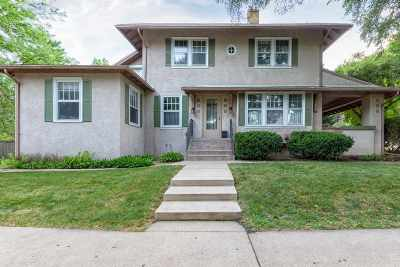 Single Family Home For Sale: 327 Sunset