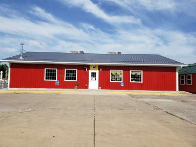 Strawberry Point IA Commercial For Sale: $299,000