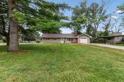 Cedar Falls IA Single Family Home For Sale: $197,500