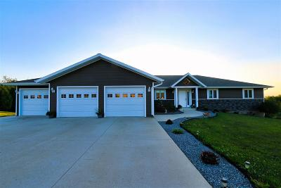 Single Family Home For Sale: 12563 Windy Ridge Road