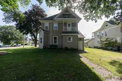 Cedar Falls IA Multi Family Home For Sale: $259,000