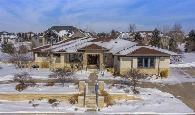 Cedar Falls IA Single Family Home For Sale: $1,290,000