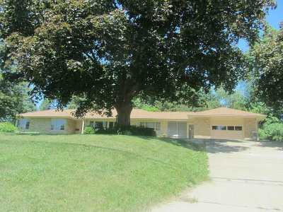 Cedar Falls IA Single Family Home For Sale: $234,950