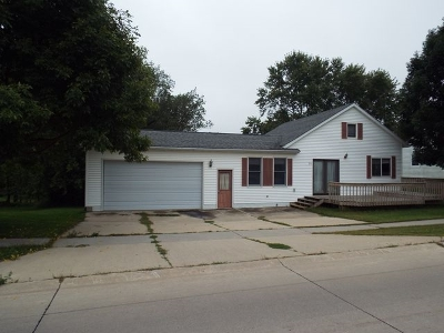 Strawberry Point Single Family Home For Sale: 310 Elkader Street