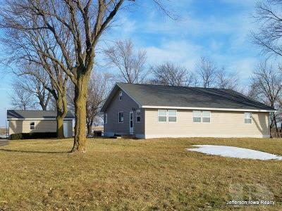 Greene County Single Family Home Active-Contingent: 346 230th Street