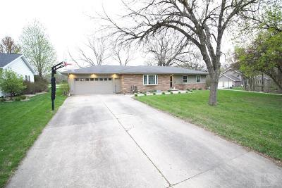 Greene County Single Family Home For Sale: 1205 Rush Ridge Rd.