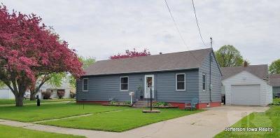 Jefferson Single Family Home Active-Contingent: 307 E Garfield Street