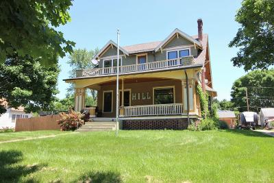 Jefferson Single Family Home For Sale: 509 S Chestnut