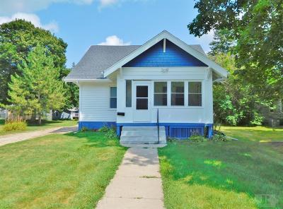 Jefferson Single Family Home For Sale: 303 S Maple Street