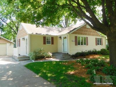 Jefferson Single Family Home For Sale: 403 W Harrison