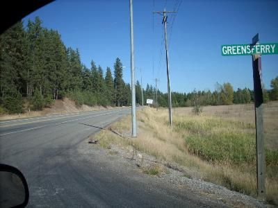 Rathdrum Residential Lots & Land For Sale: NNA Hwy 53, 7acres