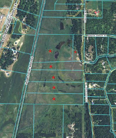 Sandpoint Residential Lots & Land For Sale: 774 Old Kootenai Trail