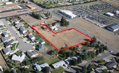 Post Falls Residential Lots & Land For Sale: Mullan Avenue