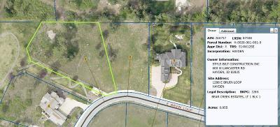Hayden Residential Lots & Land For Sale: 1288 E Bruin Loop
