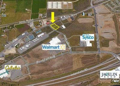 Post Falls Residential Lots & Land For Sale: 6290 W Seltice Way & 694 N Baugh Way