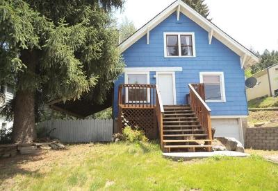 St. Maries ID Single Family Home For Sale: $115,000