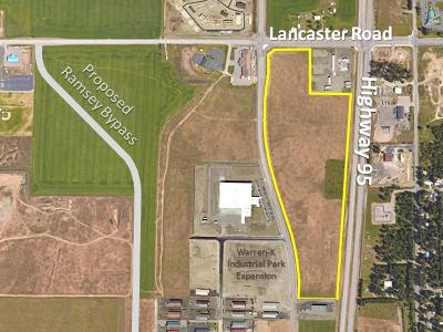 Hayden Residential Lots & Land For Sale: W Lancaster Rd