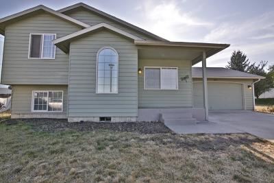Post Falls Single Family Home For Sale: 1601 N Lea St