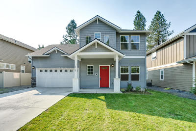 Coeur D'alene Single Family Home For Sale: 1516 E Nettleton Gulch Rd
