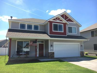 Coeur D'alene Single Family Home For Sale: 1917 W Freeland Dr