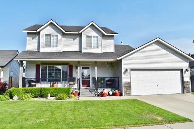 Post Falls Single Family Home For Sale: 2983 N Alfalfa Loop