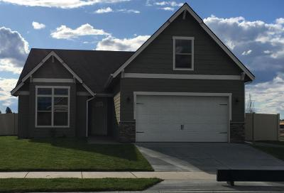 Coeur D'alene Single Family Home For Sale: 6965 N Rendezvous Dr