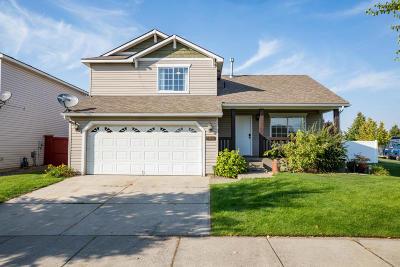 Coeur D'alene Single Family Home For Sale: 2031 W Rousseau Dr