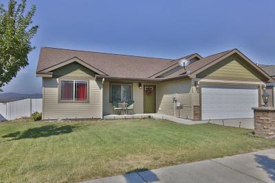 Hauser Lake, Post Falls Single Family Home For Sale: 3533 N Stagecoach Dr