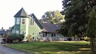 Hayden Single Family Home For Sale: 715 E Dakota Ave