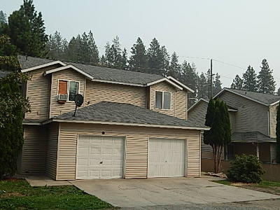 Coeur D'alene Multi Family Home For Sale: 1907-1909 N 15th St