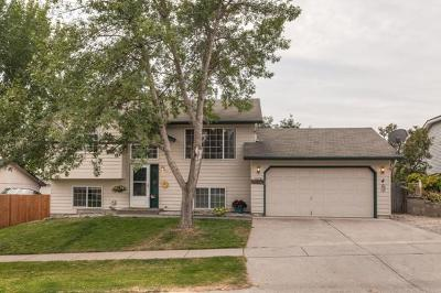 Coeur D'alene Single Family Home For Sale: 1474 W Westminster Ave
