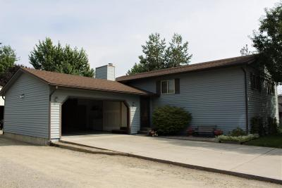 Coeur D'alene Single Family Home For Sale: 4309 Staples Ave