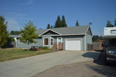 Sandpoint Single Family Home For Sale: 105 Red Clover Dr