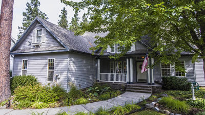 Post Falls Single Family Home For Sale: 5151 E Shore Cv