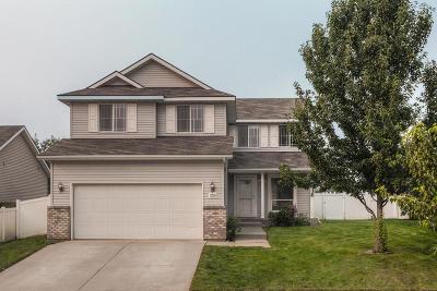 Coeur D'alene Single Family Home For Sale: 2529 W Pocono Ct