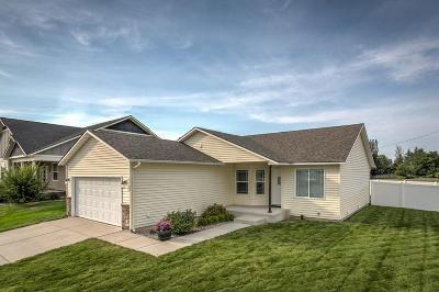 Hayden Single Family Home For Sale: 8533 N Brookside Dr