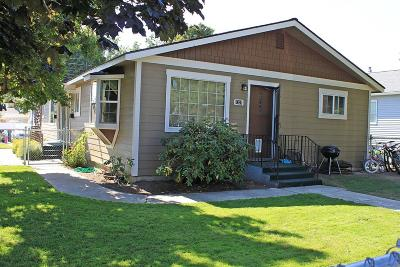 Coeur D'alene Single Family Home For Sale: 1324 E Coeur D Alene Ave