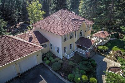 Hayden, Hayden Lake Single Family Home For Sale: 3082 E St James Ave