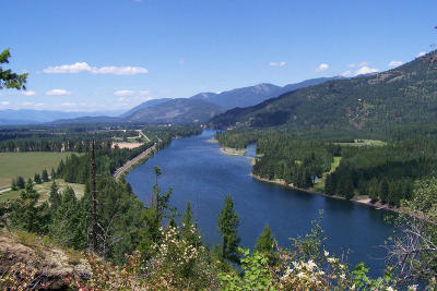 Clark Fork Residential Lots & Land For Sale: River Rd
