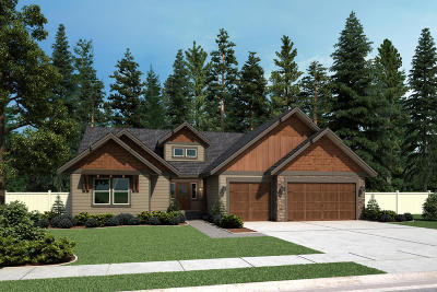 Coeur D'alene Single Family Home For Sale: 2256 E Thomas Hill Dr