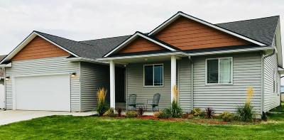 Post Falls Single Family Home For Sale: 1406 N Ewell Ct