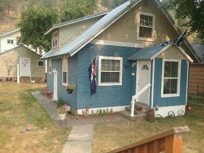 Kellogg Single Family Home For Sale: 153 Elk Creek Rd